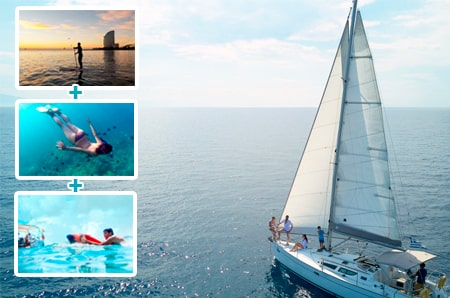 Rent a Sailboat in Barcelona