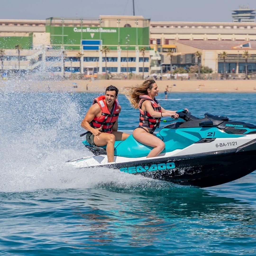 Motos de agua Yamaha Barcelona