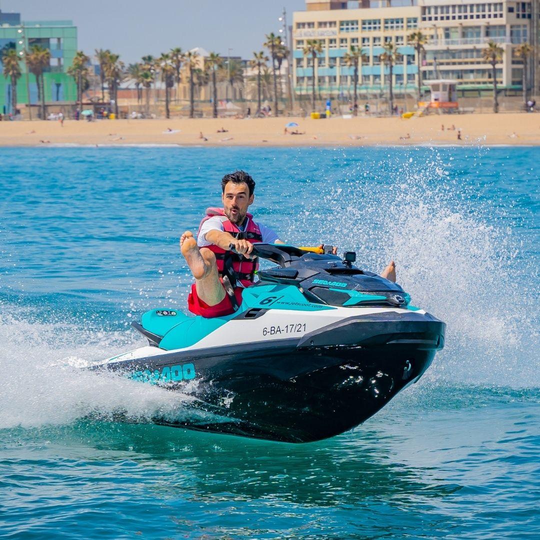 Jet Ski Rental Barcelona