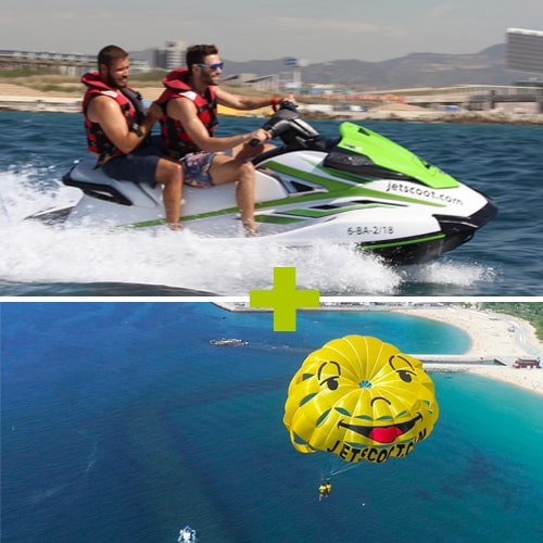 Ibiza Pack Jet Ski Tours Barcelona
