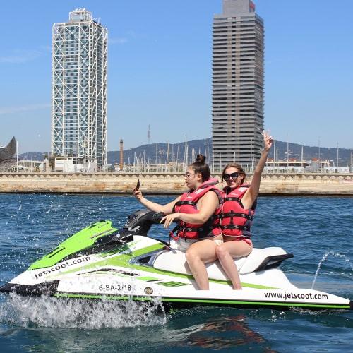 Jet Ski great deal in Barcelona