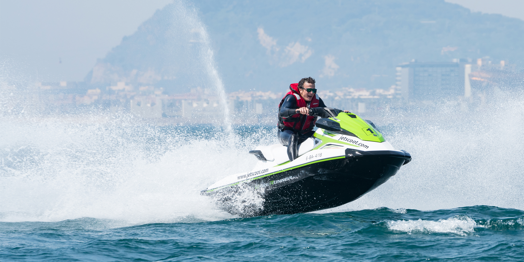 Jet Ski Tours Barcelona promotions
