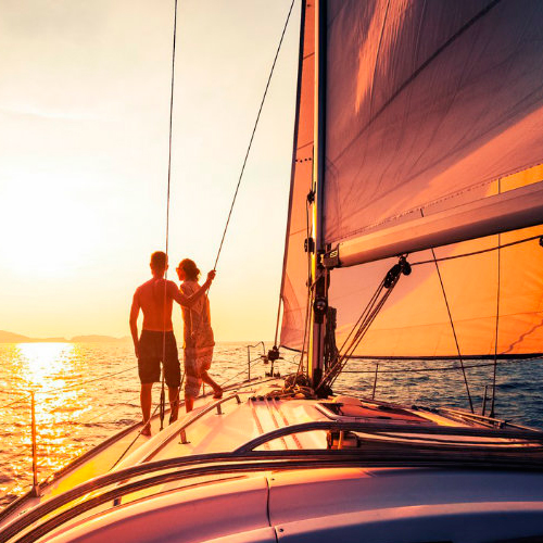 Sailing Sunset Experience in Barceloa up to 6 people