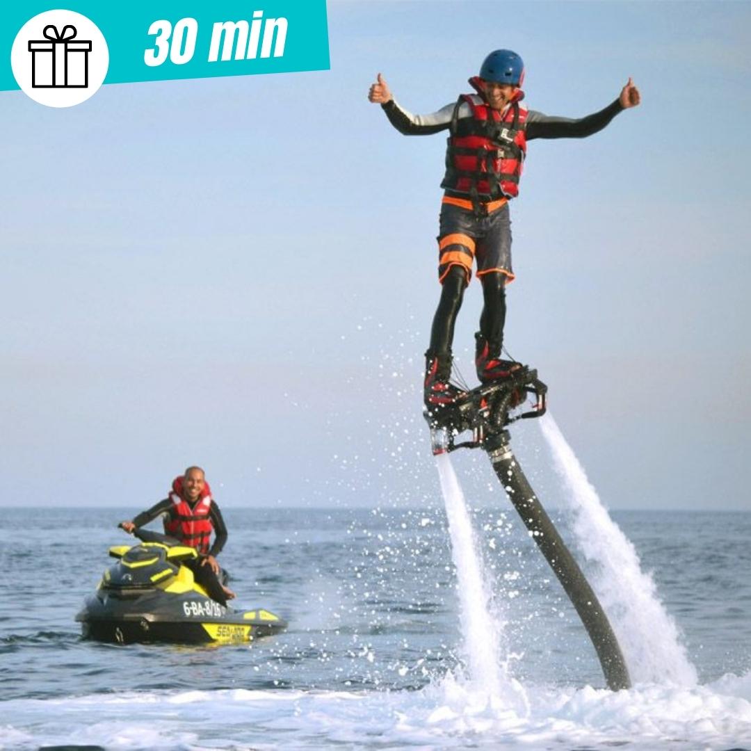 Bono regalo Flyboard 30 min